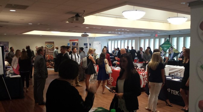 Career Networking Event a Success!