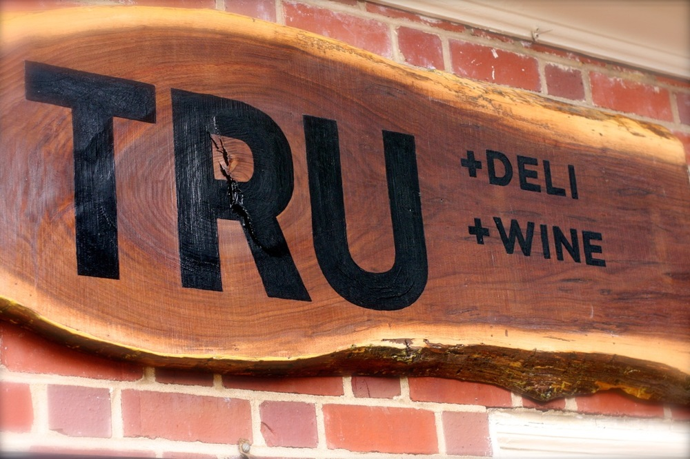 Tru Deli Wine Located In Downtown Chapel Hill Is An Original Restaurant And Bar Concept That Provides Design Your Own Sandwiches Salads Wraps