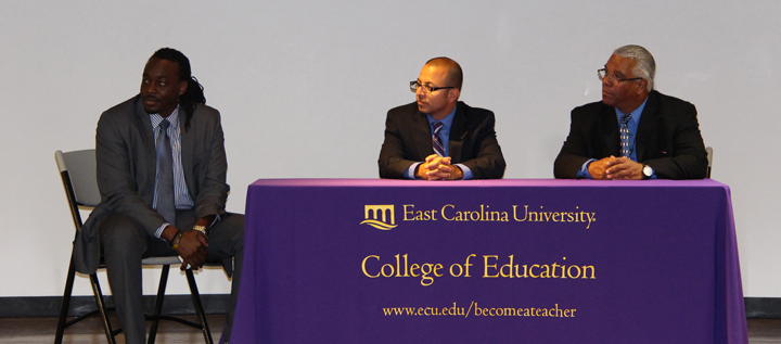Dynamic Dialogue about Diversity panelist