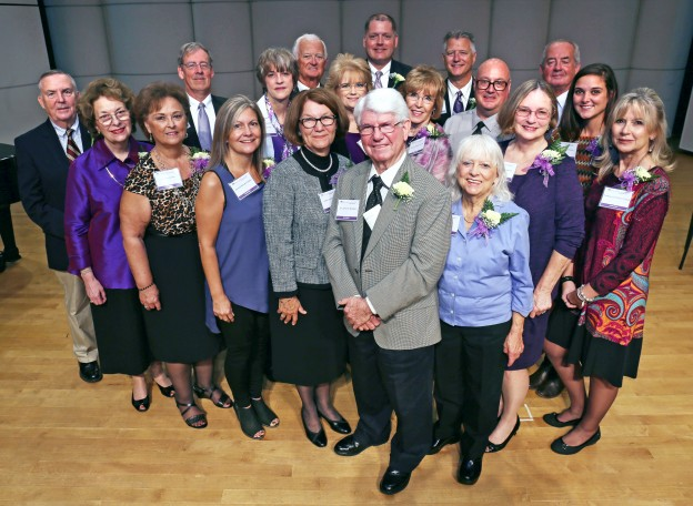East Carolina University's College of Education's Hall of Fame Induction Ceremony at Fletcher Music Hall and Speight Building on Saturday, Oct. 10, 2015 (aileen devlin)