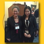 Dr. Linda Darling-Hammond, Past President of AERA, and Professor of Education at Stanford University; Dr. Guili Zhang
