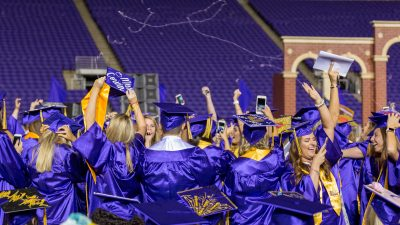ECU College of Education Graduates