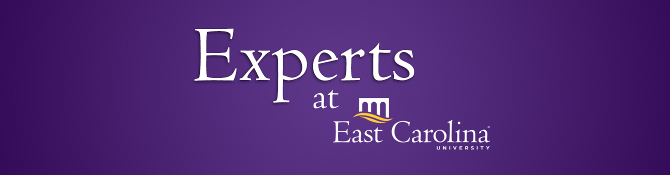 Experts at ECU