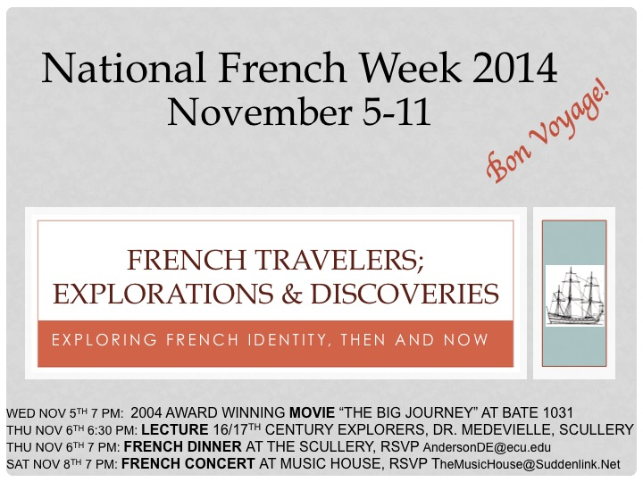 FrenchWeek2014
