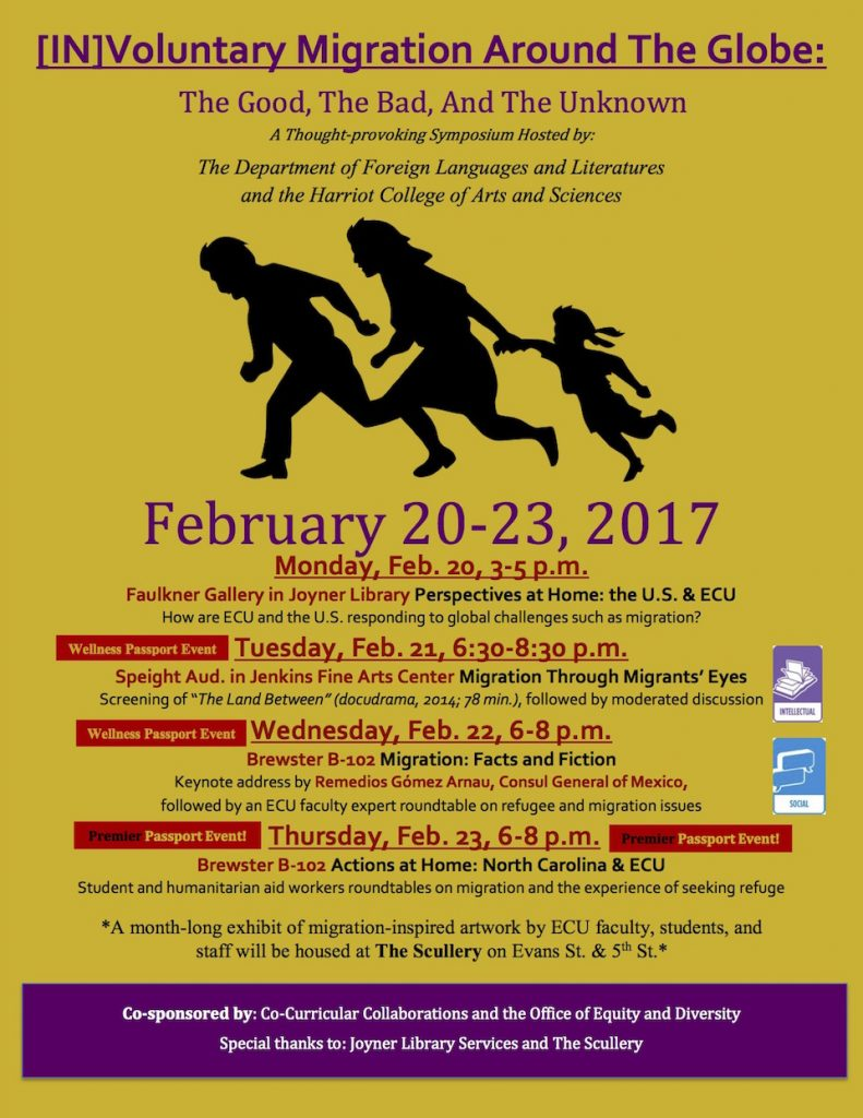 FLL Symposium on [In]voluntary Migration