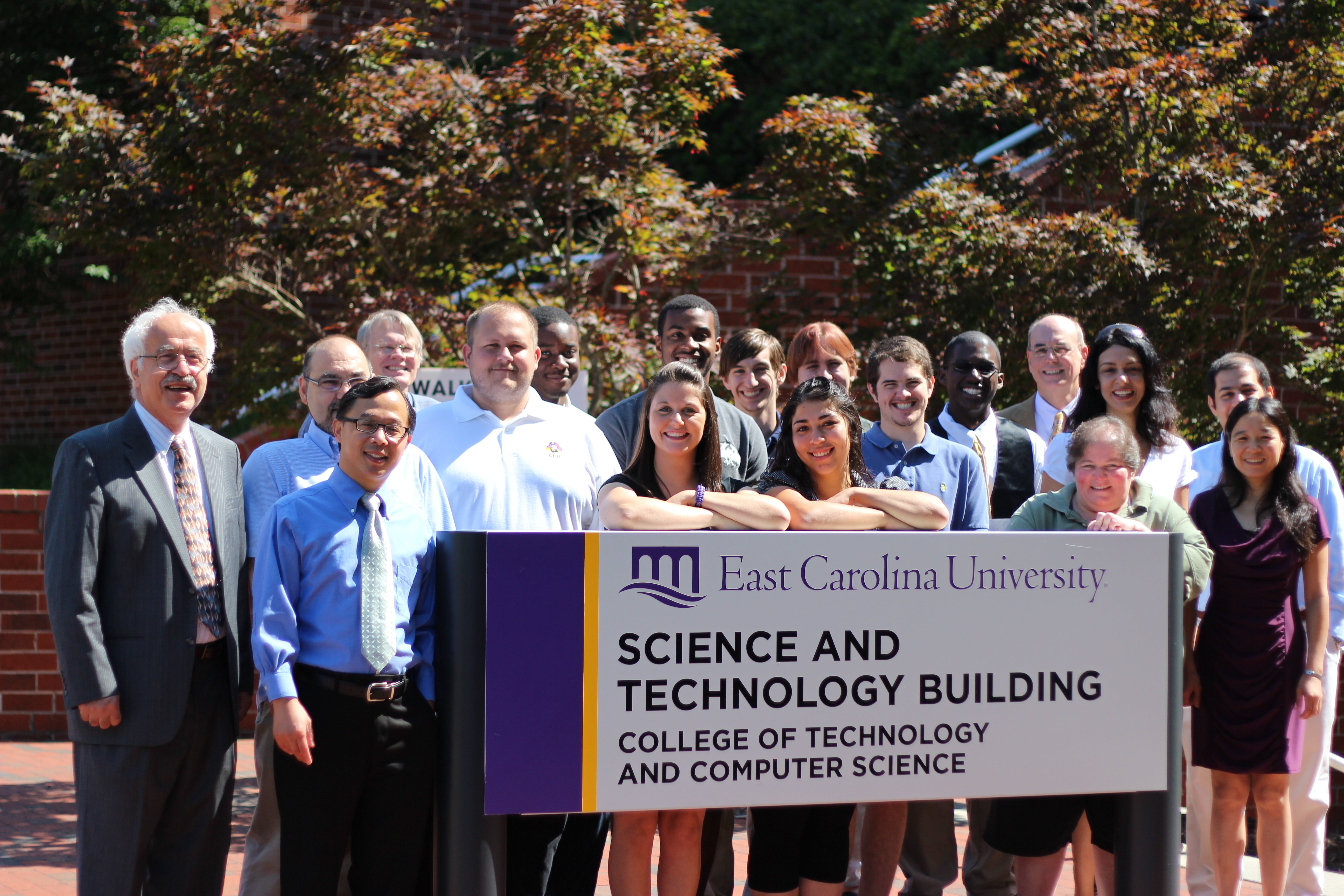 Apply for ECU's NSF-Funded Computer Science Research ...