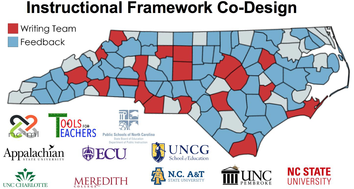 Ecu Faculty Helps Shape Statewide Mathematics Education Framework